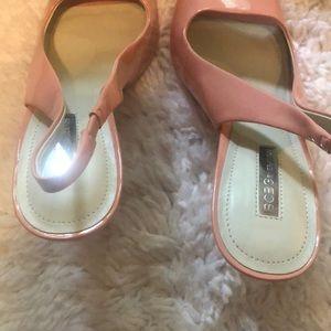 BCBG Shoes - Brand New never worn BCBG slingbacks